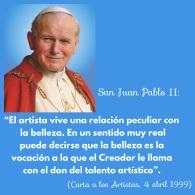 Carta 1 San Juan Pablo II
