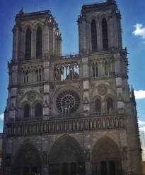 Notre Dame, la casa de Dios
